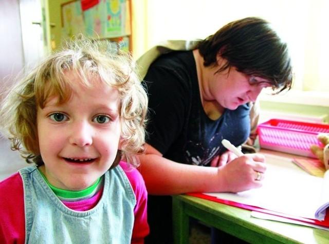 Barbara Wendołowicz była wczoraj u lekarza na badaniach ze swoją 5-letnią córką. Przy okazji podpisała się i pod listą.