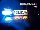Radiowóz uszkodzony podczas interwencji na A4 w Kleszczowie