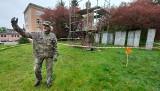 Pomnik Korczaka w Zielonej Górze nie będzie już straszyć. Był w fatalnym stanie, właśnie ruszyła jego odnowa. Interwencja odniosła skutek!