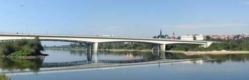 Tak będzie wyglądał drugi sandomierski most .