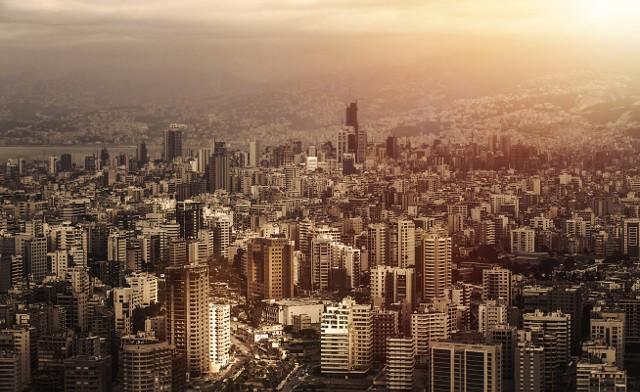 Bejrut w rozsypce. Zobacz zdjęcia i nagrania