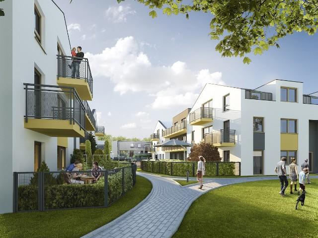 W nowej inwestycji powstającej na północy miasta znajdzie się blisko 100 mieszkań. Deweloper podkreśla, że lokalizacja na Zakrzowie spodoba się osobom ceniącym mieszkanie w mieście, ale w spokojnej okolicy. Do sprzedaży trafiły mieszkania małe i średnie w cenie od 6 700 zł