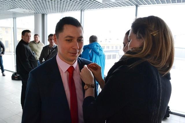 Tomasz Mikołajko, wiceprezes TS Podbeskidzie