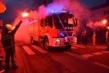 Bitwa o wozy. OSP Przedmość dostała nowy wóz strażacki za frekwencję w wyborach prezydenckich