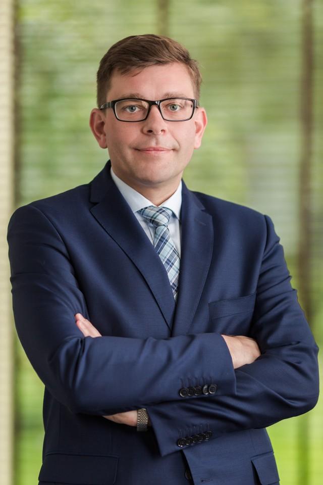 dr Grzegorz Baczewski, dyrektor generalny Konfederacji Lewiatan.