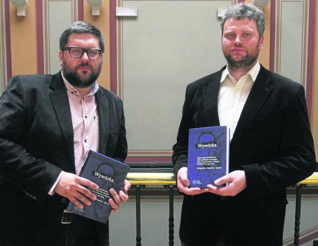 Sebastian Rosenbaum, Dariusz Węgrzyn i najnowsza książka