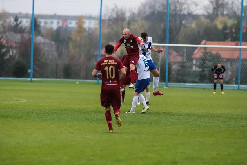 Ruch Wysokie Mazowieckie także odpadł z Pucharu Polski