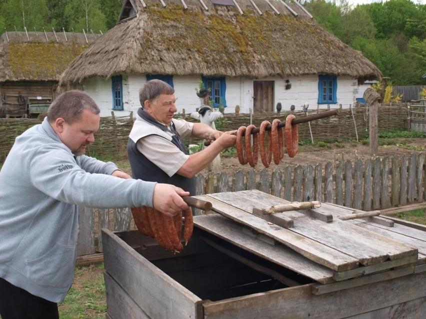 Sergiusz Niczyporuk (z prawej) był bohaterem radiowego...