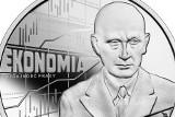 Adam Heydel, wybitny krakowski ekonomista, uwieczniony na srebrnej monecie NBP