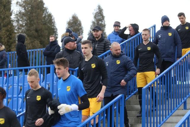 Piłkarze Wieczystej Kraków