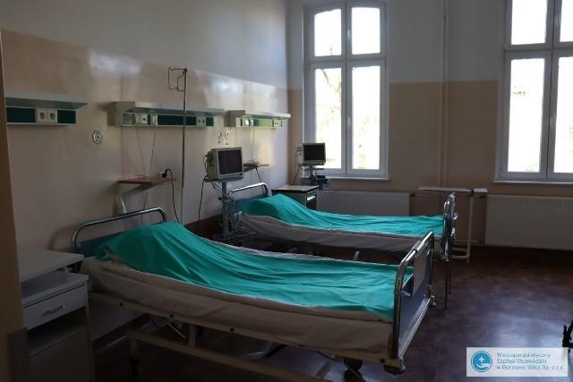 W szpitalu zakaźnym w Gorzowie przygotowano 200 łóżek. Do tej pory było tu dwóch pacjentów z koronawirusem.