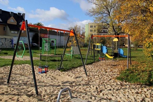 Mieszkańcy Rogowa Opolskiego zyskali nowe miejsce rekreacji.