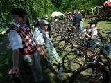 Retroweriada 2015: Kilkadziesiąt zabytkowych rowerów nad Jeziorem Strzeszyńskim [ZOBACZ ZDJĘCIA]