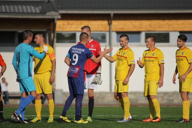 W meczu z Wierną piłkarzy Podhala interesują tylko 3 punkty
