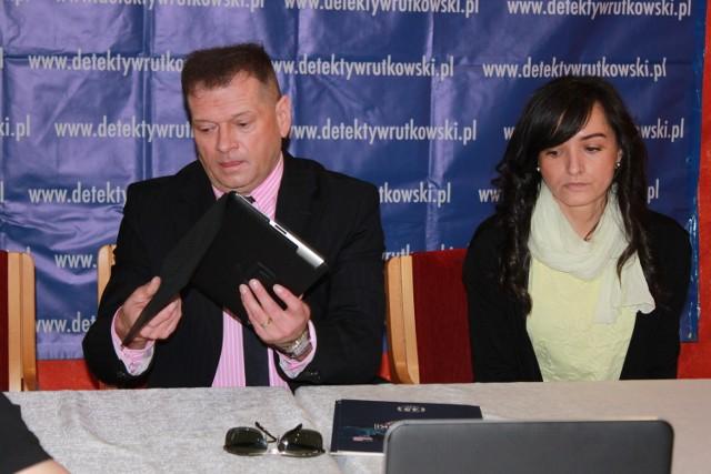 Detektyw Rutkowski pomaga odzyskać uprowadzone dziecko z Jastrzębia