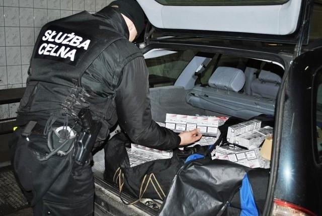 Na przejściu granicznym w Korczowej podróżny chciał przekupić celnika.
