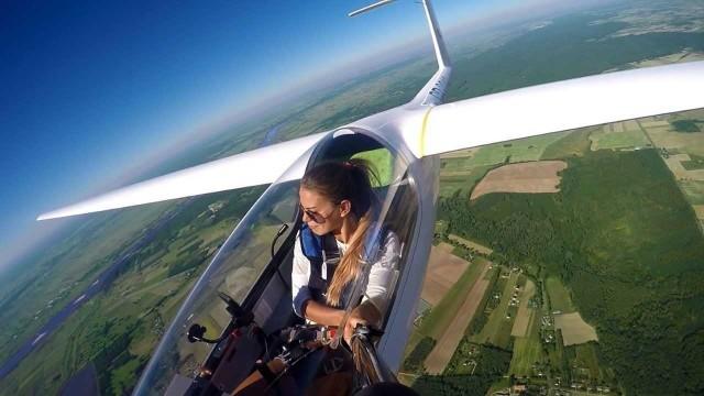 Troje studentów pilotażu PWSZ w Chełmie w lipcu weźmie udział w Szybowcowych MŚ Juniorów na Węgrzech