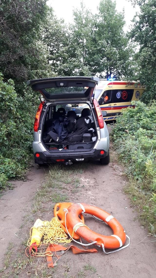 Do zdarzenia doszło we wtorek w pobliżu miejscowości Dąb Polski w gminie Włocławek.