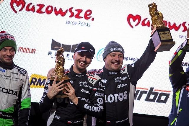 Kajetan Kajetanowicz i Maciej Szczepaniak królami Barbórki i Karowej 2019