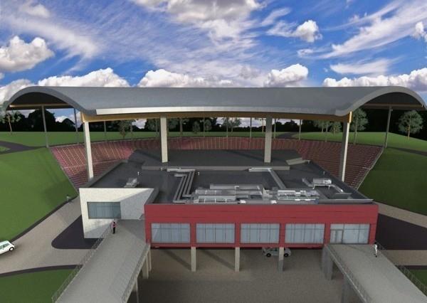Projekt AmfiteatruCzy wreszcie powstanie taki Amfiteatr?