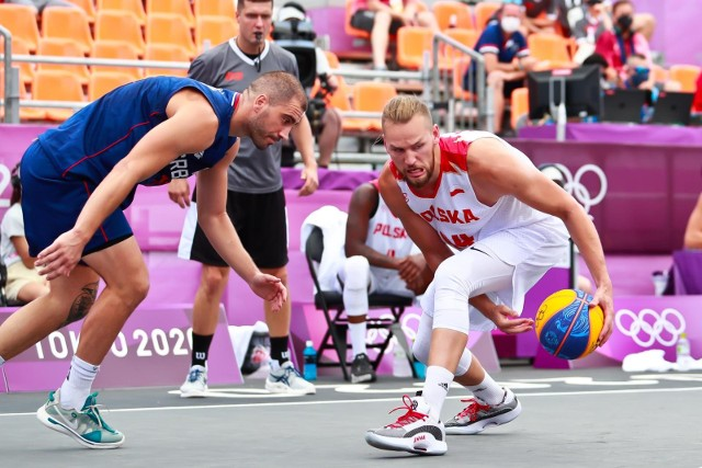 Polska - Słowenia na mistrzostwach Europy w koszykówce 3x3 odwołany! Gdzie oglądać mecz z Estonią?