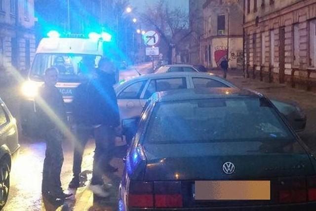 Akcja zakończyła się interwencją policji