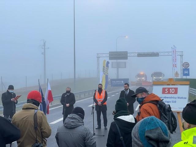 Obwodnica Wałcza otwarta od 19 grudnia