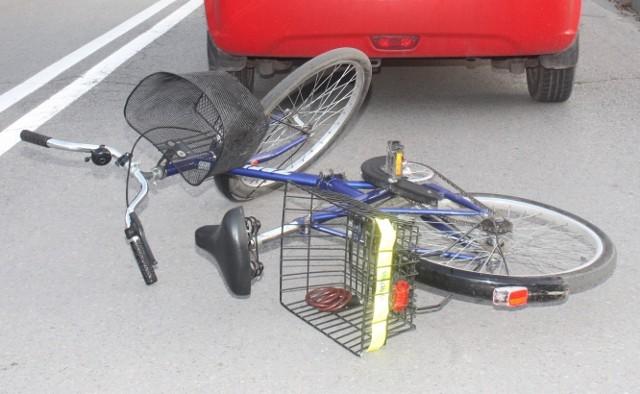Badanie stanu trzeźwości uczestniczek zdarzenia wykazało, że rowerzystka wsiadła na rower mając w organizmie 0,27 promila alkoholu.