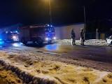 Gmina Lisewo. Strażacy wyjeżdżali do wypadku z udziałem dzieci. Zdjęcia