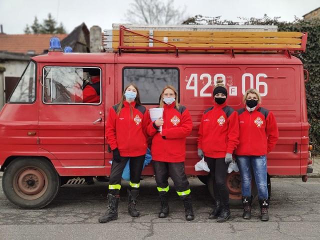 Ochotnicza Straż Pożarna w Mostkach, w powiecie świebodzińskim, wyjeżdża rocznie do około 25-30 zdarzeń.