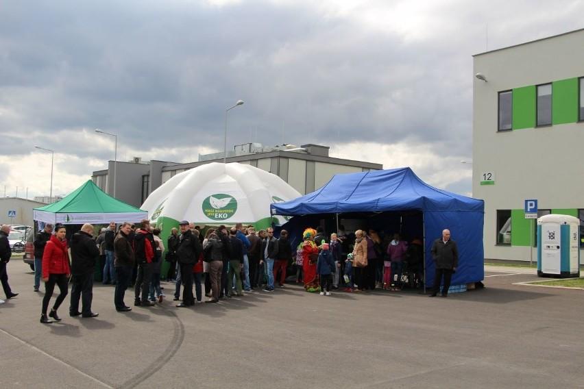 Białystok. Spalarnia śmieci: dzień otwarty i piknik ekologiczny (zdjęcia, wideo)