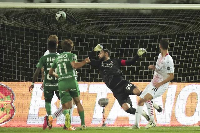 Rio Ave - AC Milan 2:2 (0:0), 8:9 p.k.