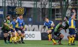 Zobacz jak rugbiści Arki walczyli w Gdyni z wicemistrzem Polski - Master Pharm Rugby Łódź