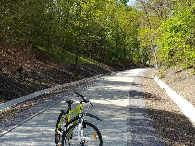 Żelazny Szlak Rowerowy w Jastrzębiu-Zdroju