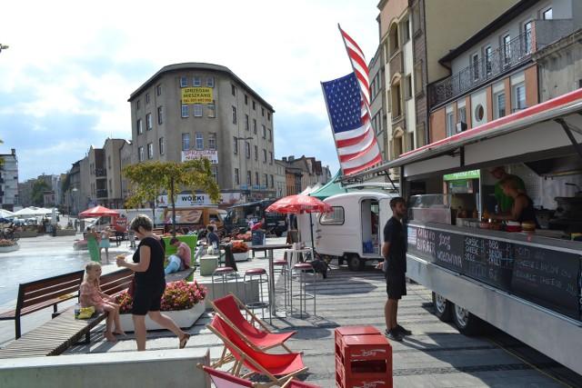 Inwazja Food Trucków w Rybniku promuje koncert Linkin Park