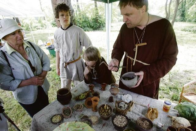 Piknik archeologiczny przeniesie nas w odległe epoki