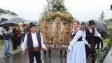 Dożynki w gminie Korzenna. Rolnicy pochwalili się plonami