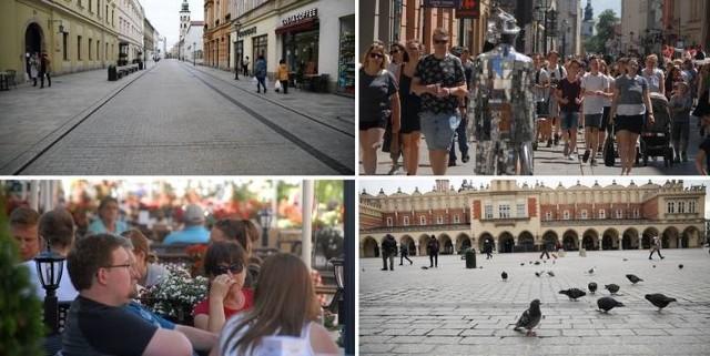 Jak będzie wyglądała gospodarka Krakowa bez turystów?