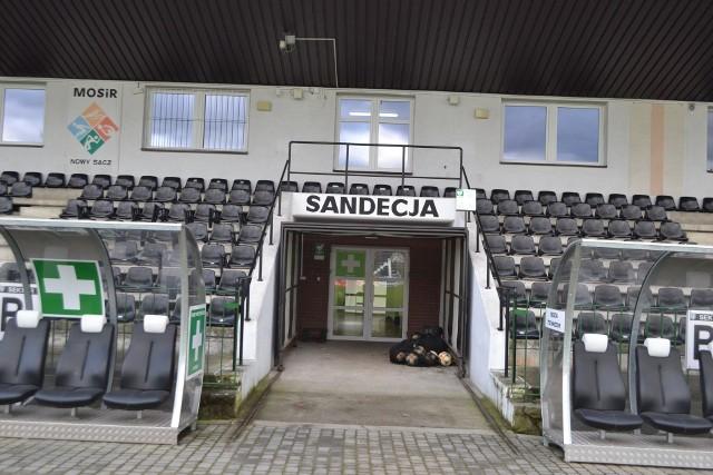 Sandecja Nowy Sącz ponownie wycofała zespół rezerw z IV ligi piłkarskiej