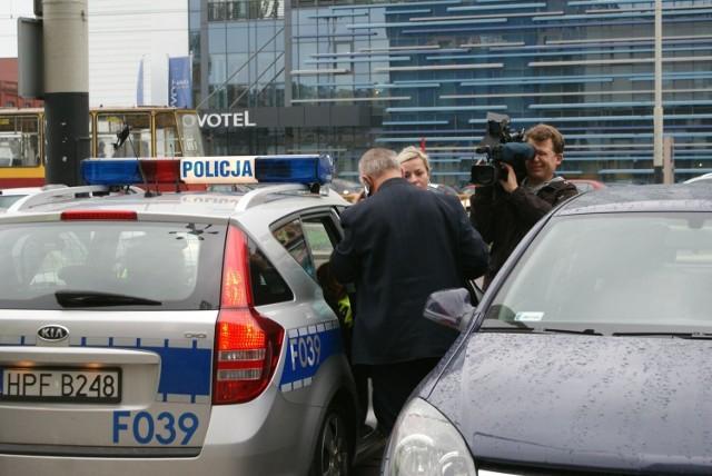Ks. Stefan B. został  w czwartek zatrzymany za jazdę po pijanemu