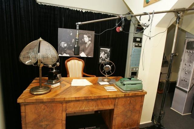 Radio Katowice izba muzealna