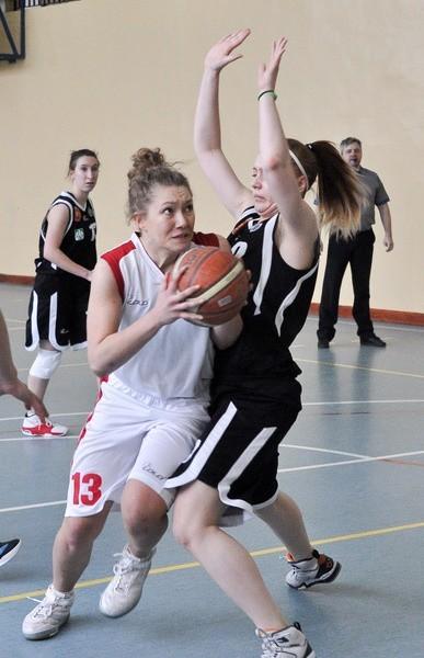 Z piłką Małgorzata Urban