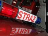 Śmiertelny pożar w Tomaszowie Mazowieckim. W płomieniach zginął starszy mężczyzna