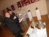 Niezwykła wystawa w Chabsku. Kolekcja dzwonków Pawła Domagalskiego [zdjęcia]