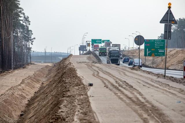 Generalna Dyrekcja Dróg Krajowych i Autostrad złożyła wniosek o wydanie decyzji o środowiskowych uwarunkowaniach (DŚU) dla budowy drogi ekspresowej S10 Wyrzysk - Bydgoszcz.