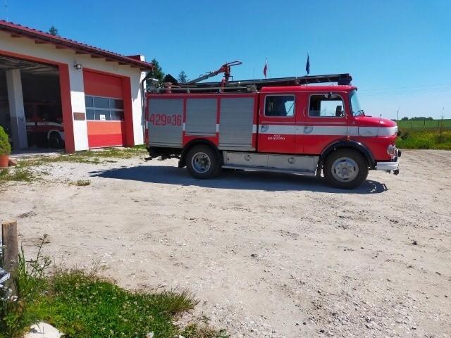 W Brzozowie strażacy liczą na pomoc m.in. mieszkańców. Muszą...