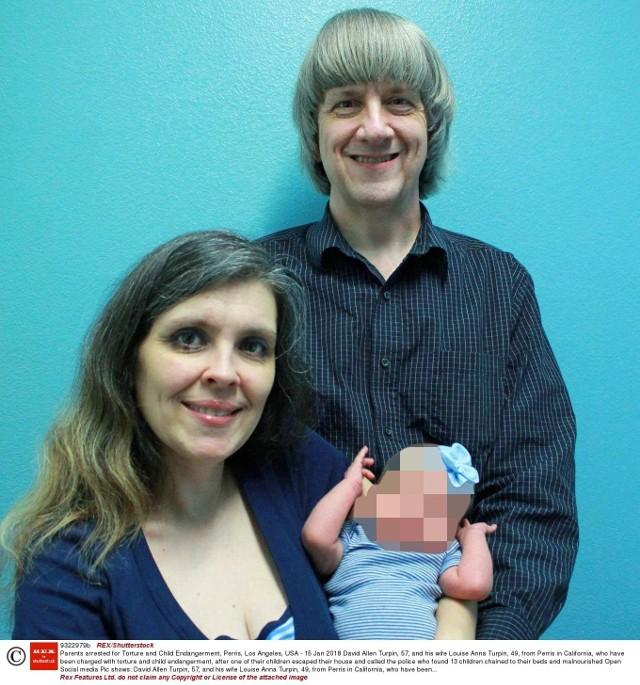 Louise i David Turpinowie