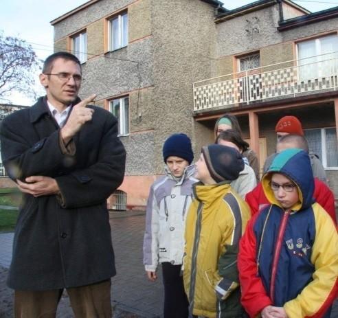 Dyrektor ośrodka Mariusz Sputo i jego podopieczni mówią jednym głosem: - Nigdzie nie będzie nam tak dobrze jak tutaj.