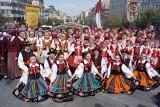 """Zespół Pieśni i Tańca """"Racławice"""" imienia Rodziny Mireckich na międzynarodowym festiwalu w Pradze"""