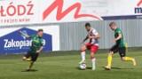 W piłkarskiej drużynie ŁKS nie ma już  miejsca na potknięcia, bo baraże uciekną!